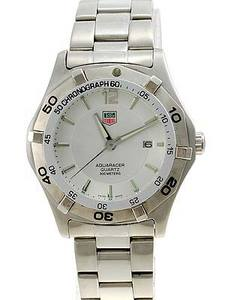 Fake Tag Heuer Watches Tag Heuer Aquaracer Automatic White Dial [707e]